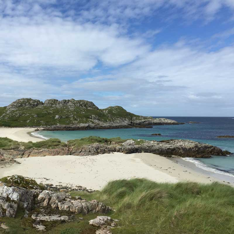 Isle of Coll Retreat